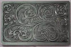 Engraved Metal