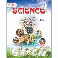 Elite Publication English Children Science Book