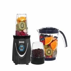 B615 Black Boss Juicer Grinder, For Wet & Dry Grinding, 550Watt