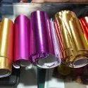 Pink Matte Metallic Laminated Non-Woven Fabric in India