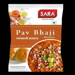 Sara Pav Bhaji Masala, Packaging Size: 1 Kg, Packaging Type: Packets
