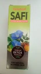 Safi Syrup, Packaging Type: Bottle, Packaging Size: 200ML
