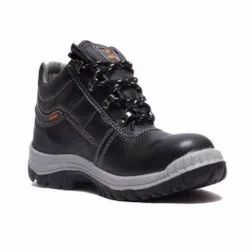 Hillson Mirage Double Density PU Leather Safety / Industrial Shoes