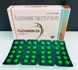 Fluvoxamine Tablet IP 50 MG.