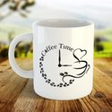 Customised Quote Printed On Ceramic Coffee Mug
