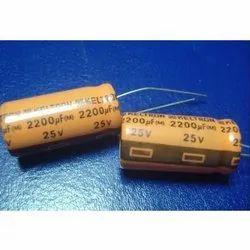 2200 Mfd / 25 Vdc Capacitor