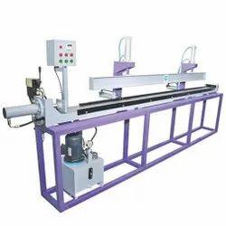 Hydro Pneumatic Pressing Vice