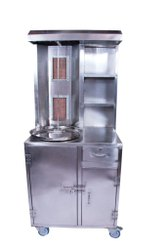 Shawarma Machine with Rotating Motor