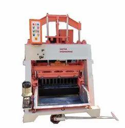 Concrete Block Making Machine Pressing Type