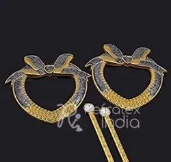 Different Shape Metal Curtain Tieback