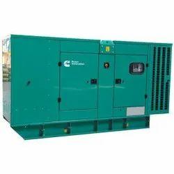 82.5 KVA Cummin Silent Diesel Generator