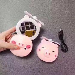 Plastic Portable Mini Fan