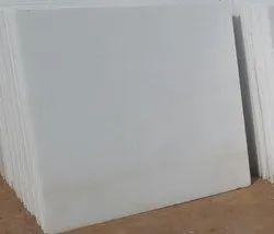 Makrana White Floor Marble Tiles, For Flooring