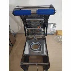 Single Cup Sealing Machine