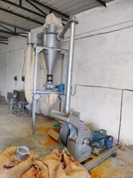 Cold Spice Pulveriser  200 - 250 Kg / Hr