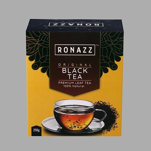 Printed Tea Box