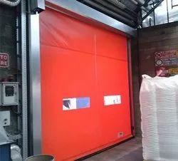 Clean room high speed door