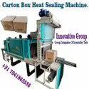 Carton Box Heat Sealing Machine