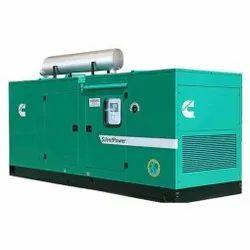 62.5 KVA Cummins Generator