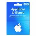 iTunes UK 100 UK Gift Card