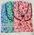 Ladies Neck Embroidery NIGHTY