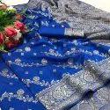 Banarsi kota Silk Saree-5 Pcs