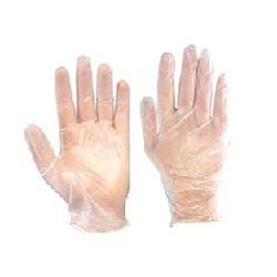 PE Plastic Hand Gloves