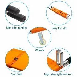 Folding Stretcher 2 Fold