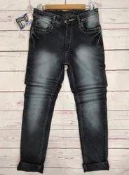 Regular Fit Party Wear Sparky Men Denim Jeans