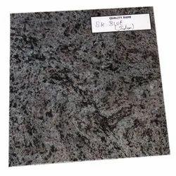 Polished Slab Sk Blue Indian Granite, For Flooring, Thickness: 15-20 mm