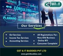 GST Suvidha Provider - Be Your Own BOSS.