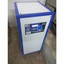 Golden Digital controller 12 KVA Single Phase Servo Stabilizer, 170 - 270 V, Output Voltage: 230 V
