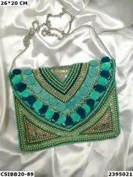 Designer Banjara Boho Beaded Bag
