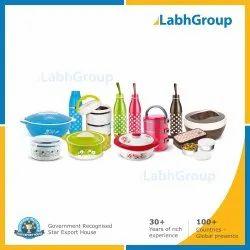 Plastic Insulated Kitchen Ware