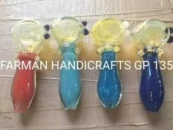 Glass Smoking Pipes 4 Inch