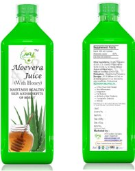 Aloe Vera Honey Juice