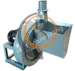 Mild Steel Industrial Blower