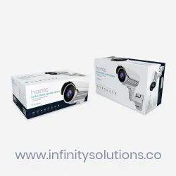 CCTV Camera Packing Box