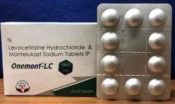 Levocetirizine Hydrochloride & Montelukast Sodium