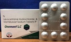 LEVOCETIRIZINE HYDROCHLORIDE & MONTELUKAST SODUIM