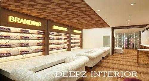 Commercial Showroom Interior Designing Service