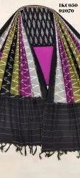 Ikat Salwar Suit