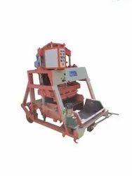 Pressing Type Solid & Hollow Block Making Machine