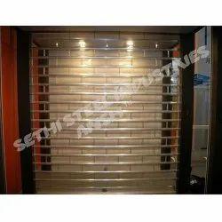 Polycarbonate  Rolling Door Slats