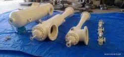 Mild Steel Steam Jet Ejector Vacuum System