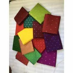 Pure Silk Butta Fabric