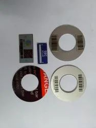 Gas Cylinder Barcode Labels