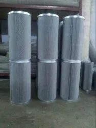 SS304L Pleated Filter Cartridge