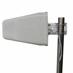 Abs Plastic 9dbi LPDA Antenna 698-2700Mhz 1Feet N-F