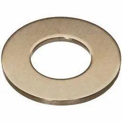 Silicon Bronze Flat Washers